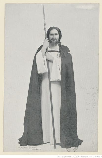 La Pâque de Parsifal, une nouvelle de Joséphin Péladan (1909)
