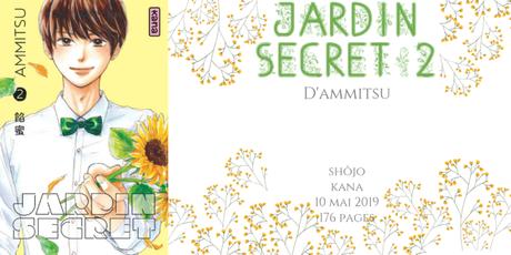 Jardin secret #2 • Ammitsu