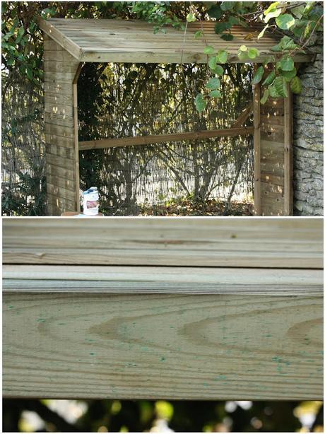 Comment protégrer son abris bûches en bois