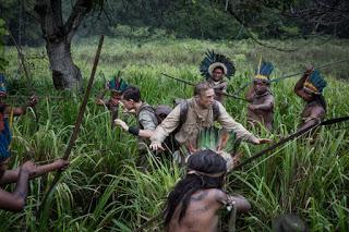 The Lost City of Z. Le fardeau de l'homme blanc