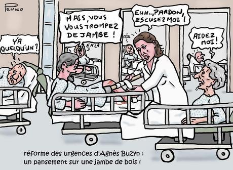 Agnès Buzyn et sa réforme des retraites