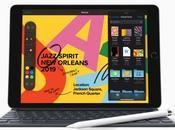 Apple iPad génération nouveautés