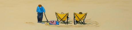 La plage et les autres peintres A-B 1/2