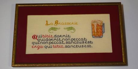 Bière artisanale – Tout sur les bières de Saint-Wandrille en 7 anecdotes   – Bière brune