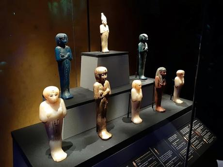 Toutankhamon pharaon Egypte égyptologie exposition Grande Halle de la Villette Paris