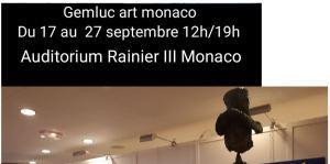 Exposition Florent Boisard – Auditorium Rainier III Monaco