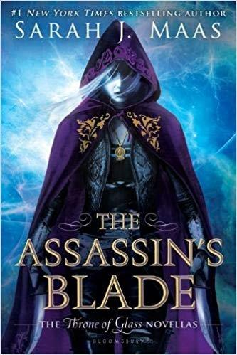 Couverture Throne of Glass Novellas: The Assassin's Blade