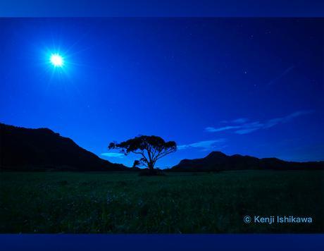 [PHOTOGRAPHIE] : Les paysages au clair de lune de Kenji Ishikawa