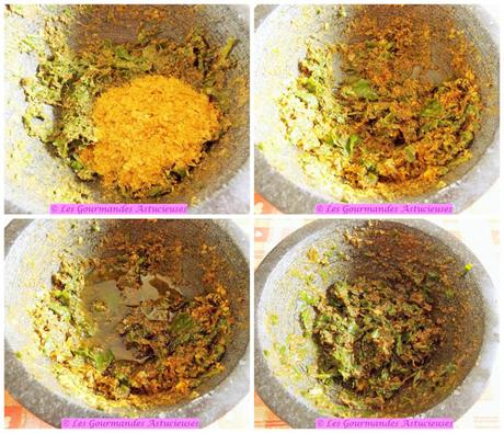 Poivrons des Landes farcis au Pesto (Vegan)