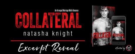 Excerpt Reveal – Découvrez un extrait VO de Collateral de Natasha Knight