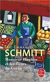 [Chronique #136] Monsieur Ibrahim et les fleurs du Coran - Eric-Emmanuel Schmitt