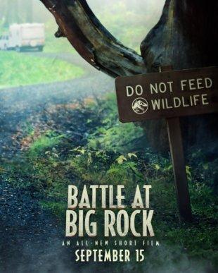 [News] Battle At Big Rock, le court-métrage Jurassic Park, est disponible !