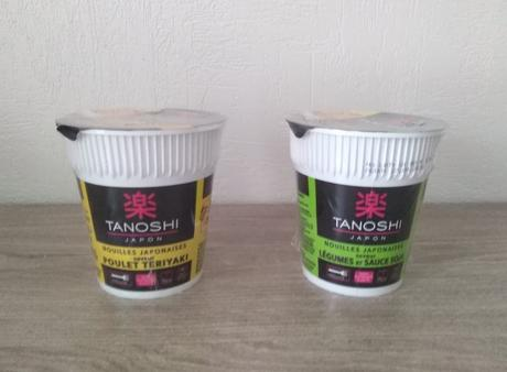 Cup de nouilles (TANOSHI)