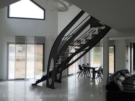 Escalier design Art Nouveau – 10 ans de révolution esthétique