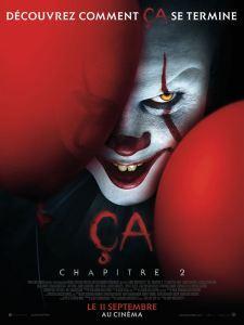 ÇA : CHAPITRE 2 (Critique)