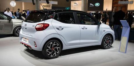 Francfort 2019: Hyundai i10 N Line