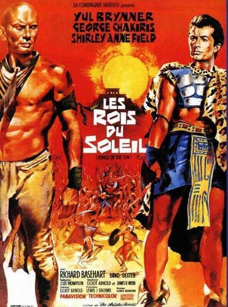 Les Rois du Soleil (1963) de Jack Lee Thompson