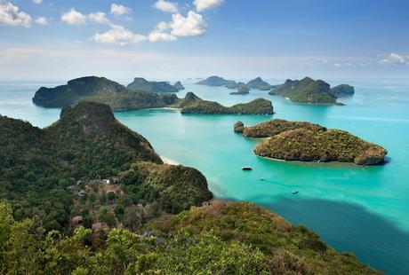 Les plus beaux parcs nationaux de Thaïlande