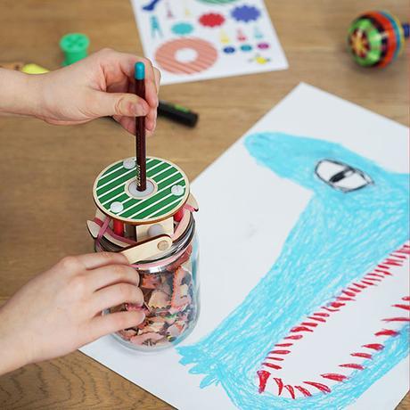 Koa Koa Fabrique ton propre taille crayon