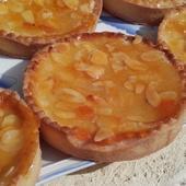 clafoutis pomme rhum chocolat - Le blog de lapopotteduclocher