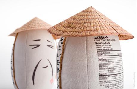 [PACKAGING] : Riceman