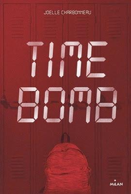 Time Bomb de Joëlle Charbonneau