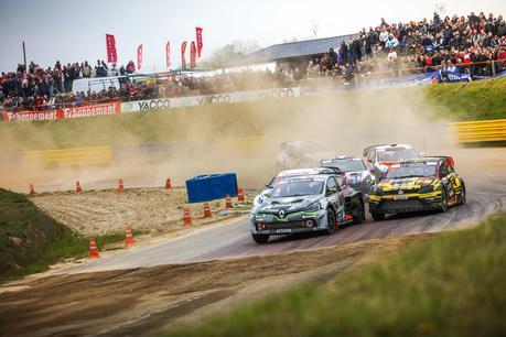 #Sport - Rallycross France #008 en Mayenne 2019 - Avant course !