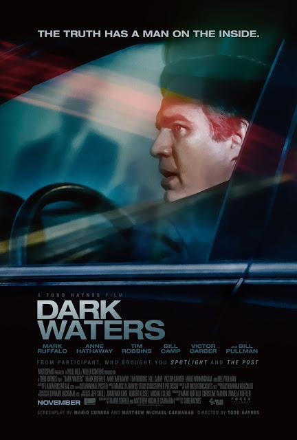Premier trailer pour Dark Waters de Todd Haynes