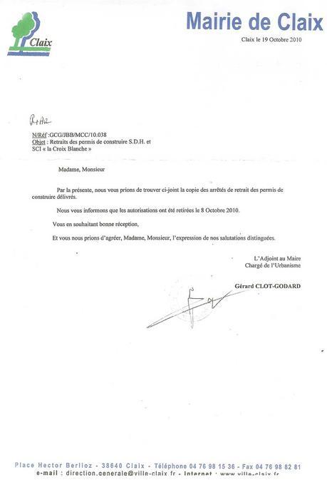 Annulation Permis De Construire Par Le Demandeur Paperblog