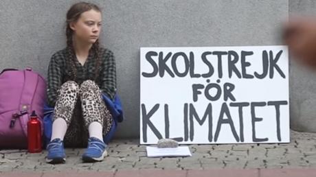 Greta Thunberg ou la double ruse de la raison