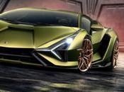 Lamborghini Sián dévoilée Salon Francfort 2019 (vidéo)