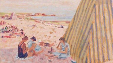 La plage et les autres peintres – C