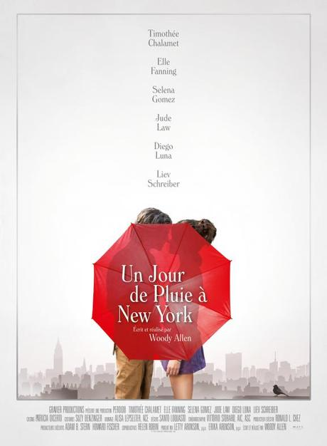 Un Jour de Pluie à New-York (2019) de Woody Allen