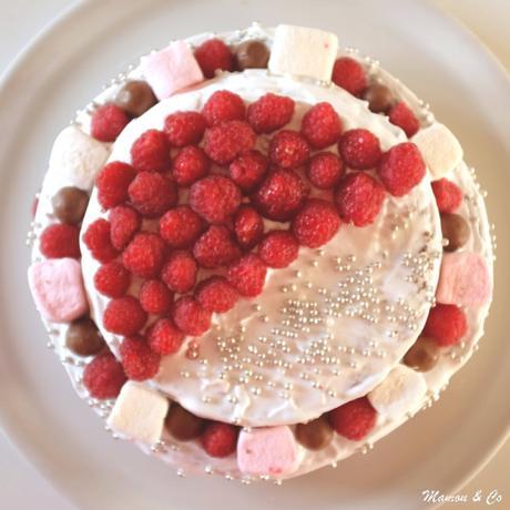 Mon gâteau d'anniversaire 2019