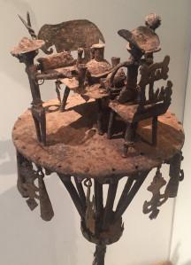 Galerie VALLOIS    Arts du Bénin  » Les ASEN » jusqu'au 28 Septembre 2019
