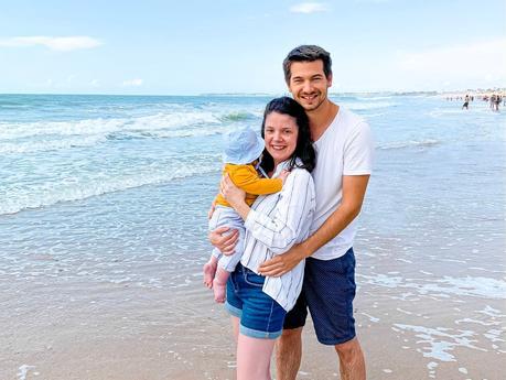 Vacances avec un bébé : organisation et matériel
