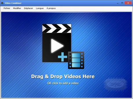 Video Combiner software tool which combines videos in multiple formats and different resolutions into one single video without losing original video quality