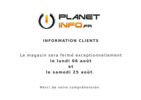 Fermeture exceptionnelle du magasin de Cherbourg | Planet ...
