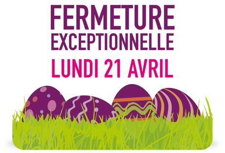 Fermeture exceptionnelle Centre commercial Place du dauphiné ...