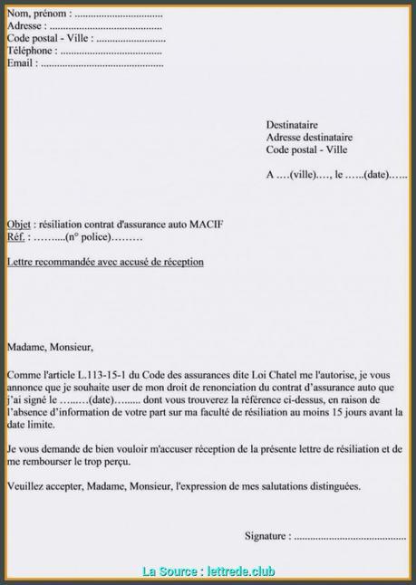 Plus Récent Lettre De Demande De Remboursement Notaire ...