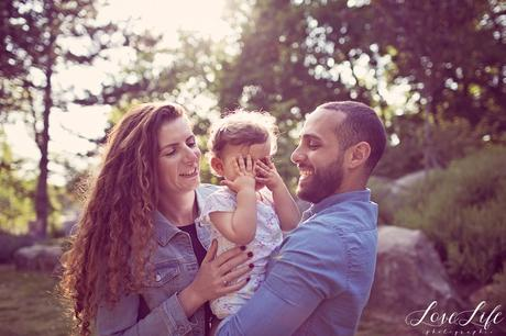 Photographe bébé famille en extérieur Marly Le Roi