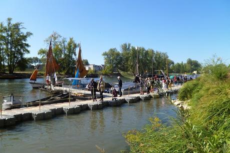 Festival de Loire d'Orléans : 5 jours de fêtes pour le plus gros rassemblement de bateaux fluviaux d'Europe