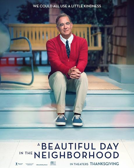 Nouvelle affiche US pour A Beautiful Day in The Neighborhood de Mariane Heller