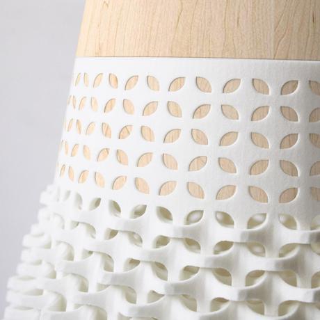 line pierron imprime moi un mouton nylon bois lampe texture - blog déco - clem around the corner