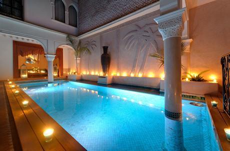 Hammam à Marrakech