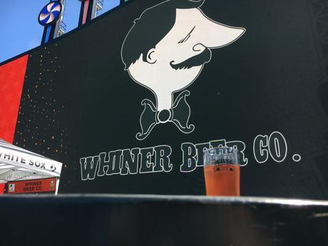festival de la bière artisanale chisox whiner bleu