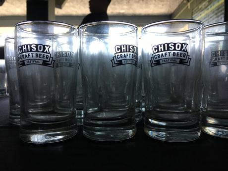 lunettes de fête de la bière artisanale chisox
