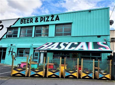 Rascals Brewing Co - Brasserie, Taproom, À l'extérieur du siège social, D8, Inchicore