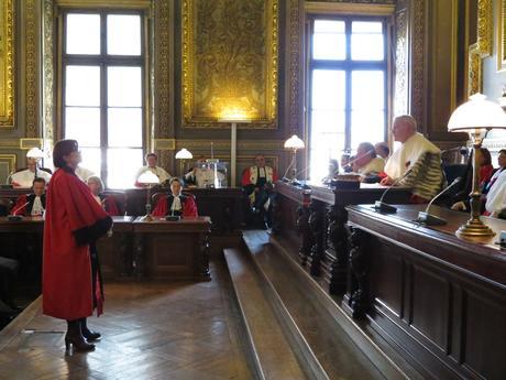 Discours du premier président et du procureur général (02.03 ...
