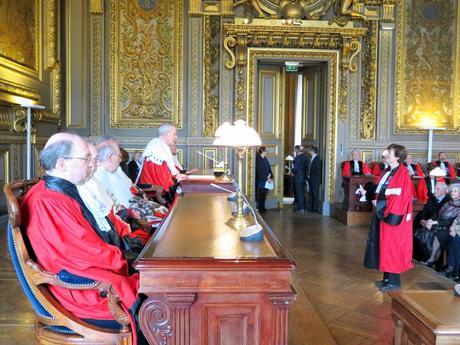 Discours du premier président et du procureur général (01.04 ...